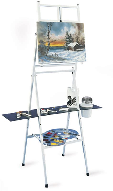Bob Ross 2 In 1 Easel Blick Materials