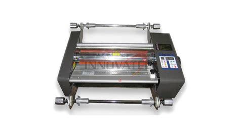 Mesin Laminating High Press With Cutter laminator high press standard 38 cm innovatec indonesia