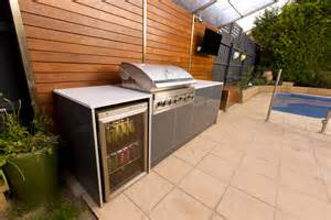 outdoor kitchen furniture the various recommendations and ideas of the materials of