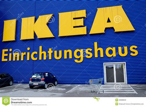 ikea stock ikea store editorial stock photo image 20688633