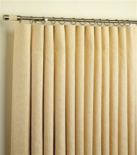 reverse pleat drapery inverted pleat curtains window treatments pinterest