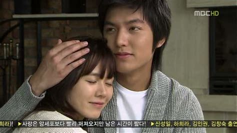 lee min ho nun oynadigi film ve diziler sweetheart personal taste episode 16 final