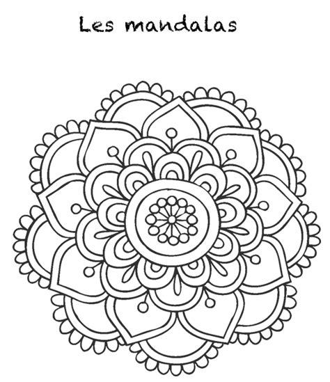 imagenes de mandalas para jovenes dibujos para colorear mandalas para ni 241 os y ancianos