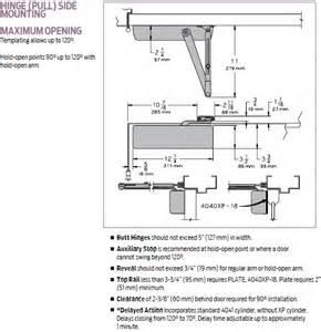 lcn 4011 template lcn door lcn 4040 series universal cast iron door closer