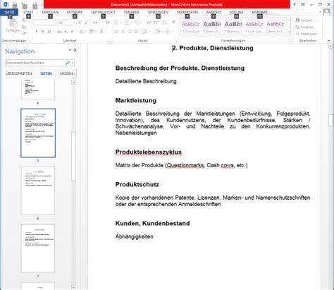 businessplan  freewarede