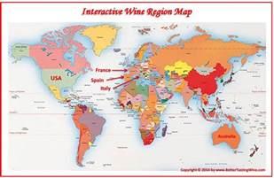 bettertastingwine wine maps