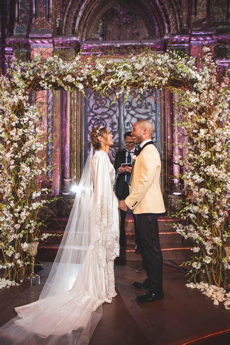 winter wedding new york sneak peek of american idol s pia toscano s winter wedding in new york city inside weddings
