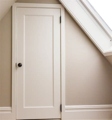 1 Panel Interior Doors One Panel Mdf Doors Traditional San Francisco By Interior Door Replacement Company