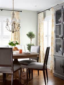 Dining Room Window Curtains Decor Plantation Shutters With Curtains Decorating