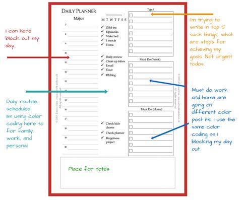 Galerry best printable planner inserts