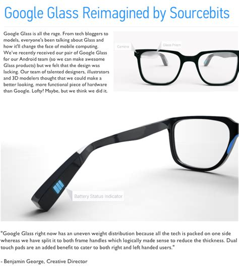 google design vacancies flawed google glass re design highlights problems if we