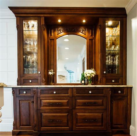 Kitchen: Kitchen Hutch Cabinets   Antique Hutch With Glass