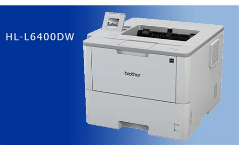 Printer Hl L6400dw Print Monochrome Wifi Diskon hl l6400dw mono laser printer