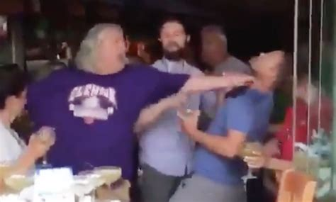 Woody In Bar Fight by Rob And Rex Got In A Fight At A Nashville