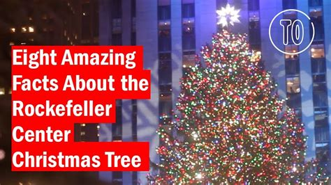 eight amazing facts about the rockefeller center christmas