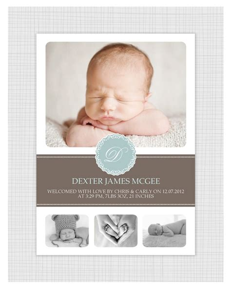 birth announcements 13 best images about photography newborn announcment on