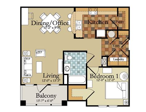 One Bedroom Apartments In Raleigh Nc indian apartments floor plans