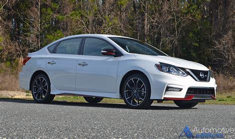 2017 nissan sentra nismo 2017 nissan sentra nismo review test drive