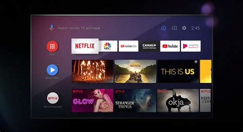 google working  attract  apps  android tv  set