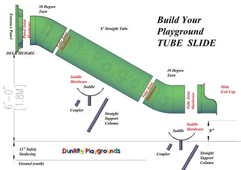 how to build a water slide in your backyard tube slides