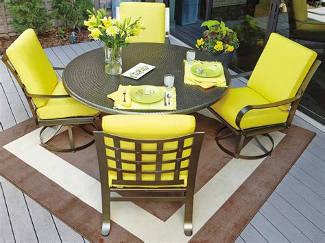 patio martha stewart table outdoor furniture  replacement