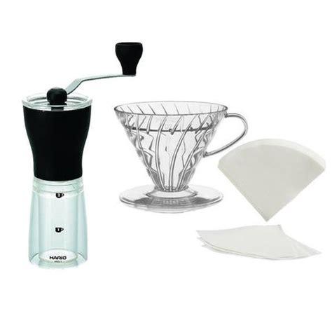 Bonus Cloth Filter V60 Ukuran 02 Coffee Dripper Gater Mirip Hario hario coffee equipment accessories cape coffee beans
