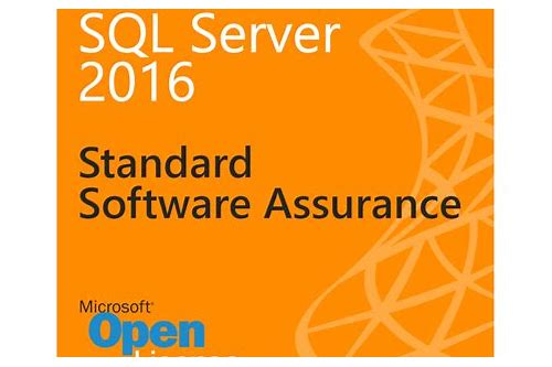 télécharger sql server 2010 standard 2016