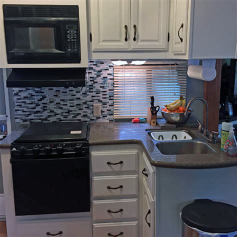 rv kitchen cabinets what s in our rv kitchen cabinets
