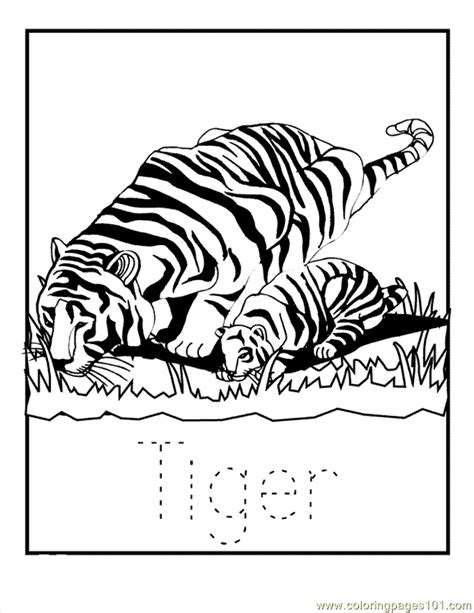 ocelot coloring page coloring home