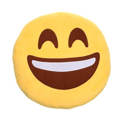 sofa emoji emoticon emoji deko sofa kissen xxl ca 35x35 cm