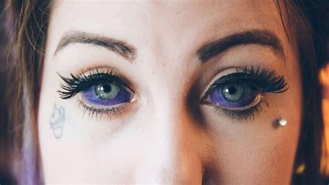 eyeball tattoo warum t 228 towiert man sich die augen