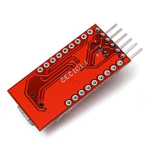 Ftdi Usb To Ttlrs232 For Arduino ft232rl ftdi usb to ttl serial converter adapter module