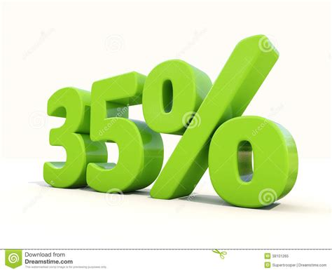 get 35 royalty free stock images from bigstock 35 percentage rate icon on a white background stock image