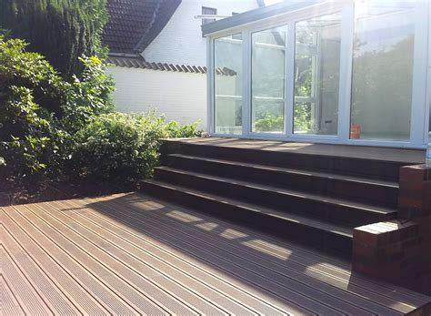 holzterrasse treppe deryckere handwerk deryckere handwerk holz