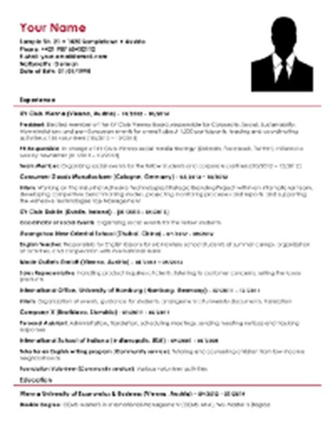 Consulting Brain Teaser Bewerbung Consulting Cv Your Consulting Resume Template