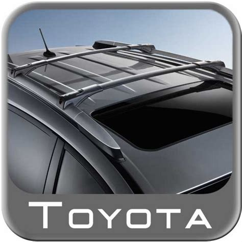 Roof Rack For Toyota by New 2013 2016 Toyota Rav4 Roof Rack Cross Bars From Brandsport Auto Parts Pt278 42130