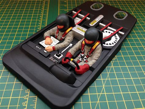 Rally Auto Cockpit by 99999 Misc From Celticbhoy1888 Showroom Tamiya Rally