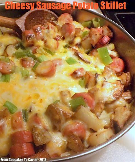 potato skillet recipe dishmaps