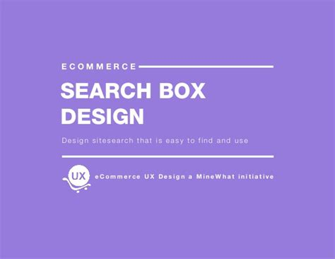 html design search box ecommerce search box design