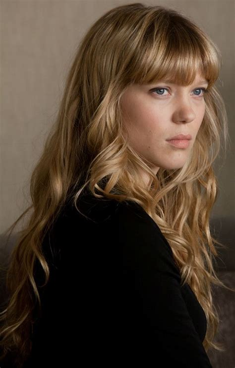 lea seydoux agent lea seydoux long hair pinterest bond girl madeleine