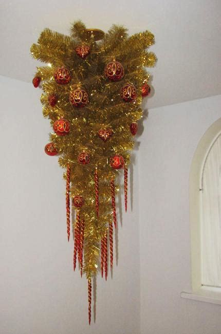 medieval christmas decorations hanging trees reinventing space saving decorating tradition