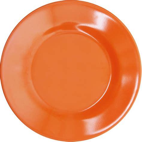 Mangkok Melamine Orange jual glori melamine 2170 piring ceper 7 quot inch orange