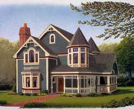 Victorian Queen Anne House Plans by Queen Anne Style 19218gt 1st Floor Master Suite