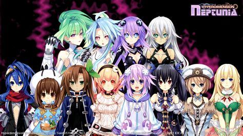 wallpaper choujigen game neptune choujigen game neptune hyperdimension neptunia wallpaper