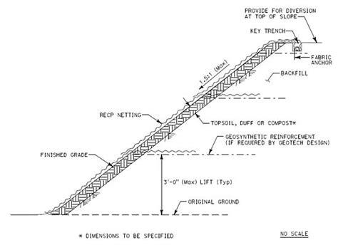 Section One Protection Services by Ec Specs Recp Flap Caltrans Landscape Architecture Program