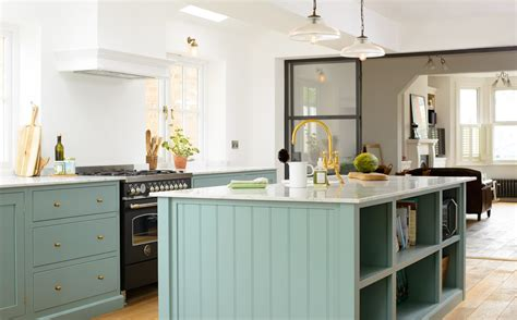the ktchn the trinity blue kitchen aka st albans devol kitchens