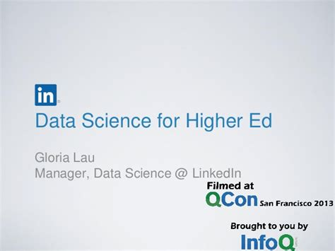 Linkedin Data Science Mba by Data Science For Hire Ed
