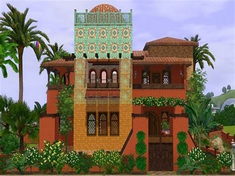 Moroccan House Plans by Moroccan House Design Islamic Design House Moroccan House