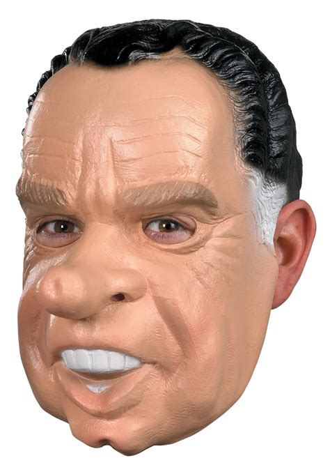 printable nixon mask you might notice a trend presidential character week