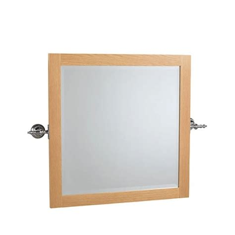 tilted bathroom mirrors imperial avignon wall mounted tilting mirror uk bathrooms